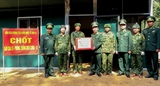 Quyết tâm thực hiện thắng lợi nhiệm vụ kép bảo vệ vững chắc chủ quyền lãnh thổ quốc gia