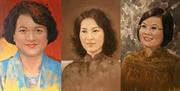 Ấn tượng triển lãm tranh Phụ nữ và hòa bình – Phụ nữ vẽ vẽ Phụ nữ