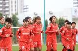 베트남 여자축구도 SEA게임 2연패 도전