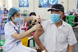 Các địa phương tiếp tục đẩy nhanh tiến độ tiêm vaccine COVID-19