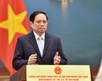 Thủ tướng: Việt Nam chú trọng phát triển các nguồn năng lượng sạch năng lượng tái tạo