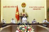 Clôture de la 4e réunion du Comité permanent de lAssemblée nationale