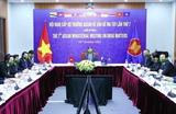 Le Vietnam à une réunion ministérielle de lASEAN contre la drogue