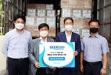 SILKROAD 한국산 마스크 60만장 기부