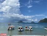 베트남 국내 여행  관광객을 곧 받아들일 예정