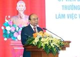 Chủ tịch nước: Xây dựng Tòa án và nền tư pháp công khai minh bạch chịu sự giám sát của nhân dân