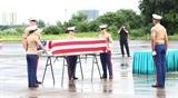 Репатриированы останки военнослужащих США