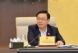 Le président de lAN appelle à bien préparer pour la deuxième session parlementaire