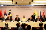 Утверждено Соглашение о торговле услугами АСЕАН