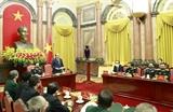 Chủ tịch nước: Sự dũng cảm hy sinh của cán bộ chiến sĩ Đoàn tàu không số đã trở thành huyền thoại