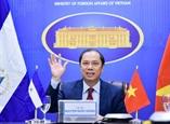 Политические консультации Вьетнам- Никарагуа