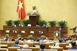 Khai mạc trọng thể Kỳ họp thứ 2 Quốc hội khóa XV