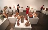 Trưng bày hơn 100 tác phẩm trong Triển lãm Gốm nghệ thuật Việt Nam năm 2021