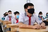 Хошимин опубликовал набор критериев безопасности при COVID-19 в школах