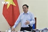 លោកនាយករដ្ឋមន្រ្តីវៀតណាម Pham Minh Chinh ស្នើឲ្យខេត្ត Phu Tho Soc Trang និង Ca Mau គ្រប់គ្រងជំងឺរាតត្បាតឲ្យបានឆាប់ៗ