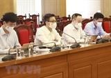 ダム副首相 ビンフック省の新型コロナ予防対策を視察