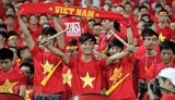 На стадионе разрешено присутствовать 30% зрителей во время отборочных матчей чемпионата мира во Вьетнаме