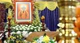 Президент Нгуен Суан Фук почтил память лидера буддийской сангхи Вьетнама Тхить Фо Туэ