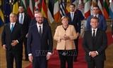 ບັນດາການນຳອີຢູ ຮັບຮູ້ການປະກອບສ່ວນຂອງນາຍົກລັດຖະມົນຕີເຢຍລະມັນ Angela Merkel