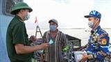 Tuyên truyền vận động ngư dân chấp hành nghiêm quy định về khai thác hải sản