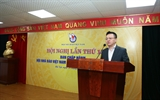 Журналист Ле Куок Минь занимает должность председателя Ассоциации журналистов Вьетнама