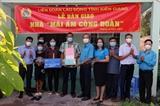 Kiên Giang hỗ trợ hơn 1.180 Mái ấm Công đoàn cho đoàn viên khó khăn về nhà ở