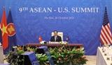 Renforcer les relations ASEAN-États-Unis dans la sécurité la reprise économique et le développement durable