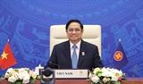 Le Premier ministre participe au 24e Sommet de lASEAN3