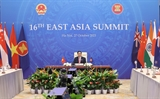 Le Premier ministre participe au 16e Sommet dAsie de lEst