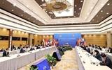 총리 16차 동아시아 화상 정상회의에 참석