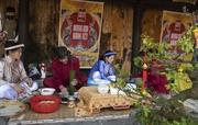 Trải nghiệm Hương xưa bánh Tết tại Kinh thành Huế