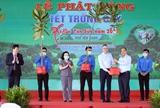 Le PM à la cérémonie de lancement de la Fête de plantation darbres à Phu Yên