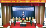 Cử hành trọng thể Lễ truy điệu Lễ an táng nguyên Phó Thủ tướng Chính phủ Trương Vĩnh Trọng
