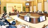 Ouverture de la 53e réunion du Comité permanent de lAssemblée nationale