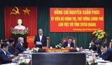 Thủ tướng Nguyễn Xuân Phúc: Tuyên Quang phải trở thành trọng điểm của ngành chế biến gỗ
