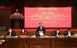 Xây dựng Hoàng thành Thăng Long - Hà Nội thành công viên di sản