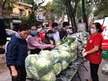 하노이 기업 및 시민 하이즈엉성 농산물 소비에 노력
