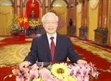 ប្រមុខរដ្ឋនិងថ្នាក់ដឹកនាំប្រទេសជាច្រើនផ្ញើរសារលិខិតអបអរសាទរជូនអគ្គលេខាបក្ស ប្រធានរដ្ឋវៀតណាម លោក Nguyen Phu Trong