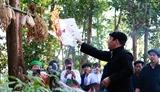 Народность монг: церемония подношения духу леса