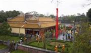 Lễ dựng cây nêu trong Hoàng cung Huế