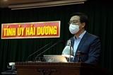Хайзыонг: социальное дистанцирование по всей провинции закончится 3 марта
