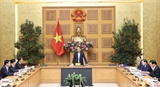 Thủ tướng Nguyễn Xuân Phúc chủ trì họp về Quy hoạch chung thành phố Đà Nẵng