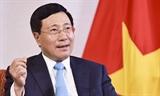 2021년 베트남 대외임무