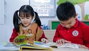 Dream Plus Library: Không gian đọc sách hấp dẫn cho thiếu nhi