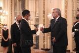 Посол Вьетнама вручил верительные грамоты президенту Аргентины