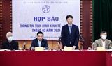 Hà Nội thúc đẩy sản xuất kinh doanh tạo đà phát triển kinh tế-xã hội 