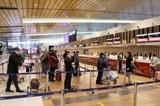 번돈 국제공항 활동 재개