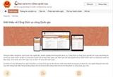 Более 2.800 государственных административных процедур перешли в онлайн