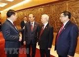 Американская газета освещает успех Вьетнама в приходе к власти нового руководства
