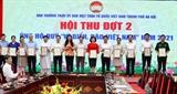Hà Nội: Nhiều cơ quan đơn vị tiếp tục ủng hộ Quỹ Vì biển đảo Việt Nam năm 2021